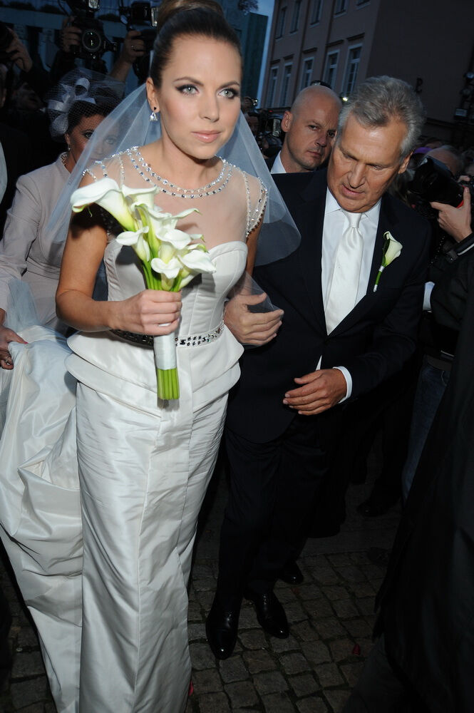 Aleksandra Kwaśniewska i Aleksander Kwaśniewski