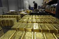 Dlaczego cena złota spada?