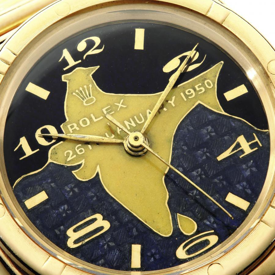 Indie, zegarek