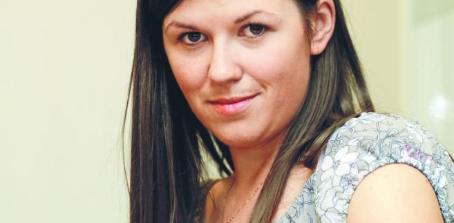 Małgorzata Kryszkiewicz, dziennikarka DGP