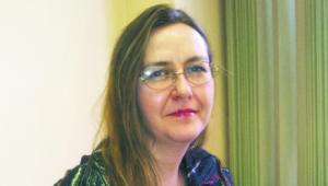 Izabela Iwanienko, inspektor z I działu postępowań podatkowych Drugiego Urzędu Skarbowego w Krakowie
