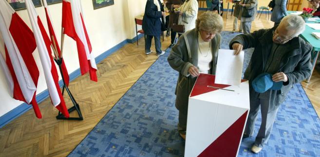wybory, urna wyborcza