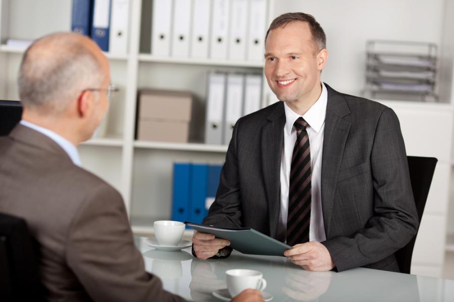 biznes, rozmowa, praca