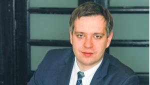 Mecenas Marcin Rębowski, adwokat prowadzący Kancelarię Adwokacką w Łodzi