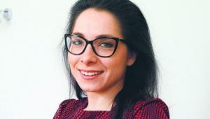Katarzyna Szymielewicz prezeska Fundacji Panoptykon