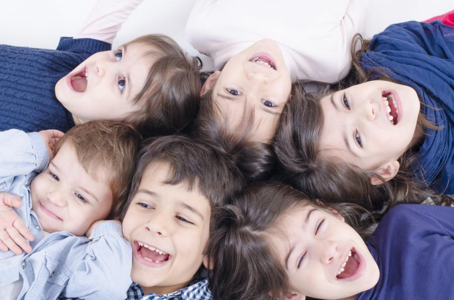 dzieci, rodzeństwo