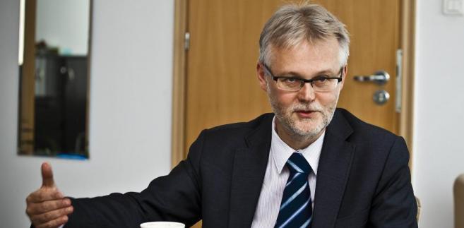 Tadeusz Jędrzejczyk, prezes NFZ