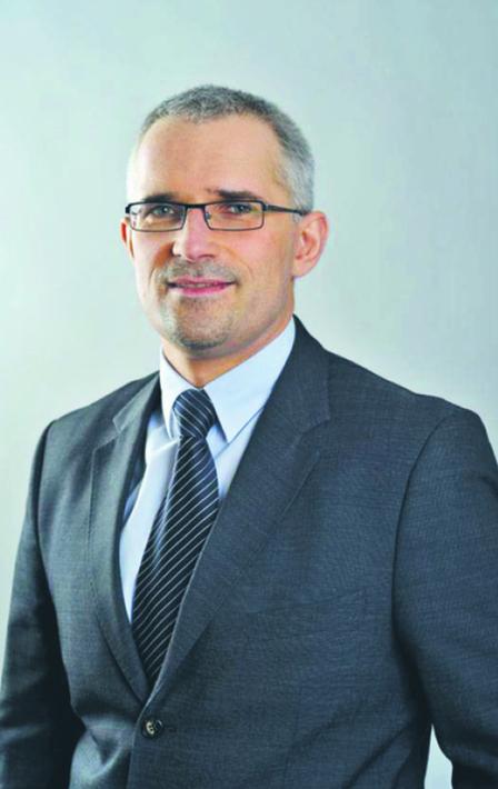 Krzysztof Sachs, partner w dziale doradztwa podatkowego EY