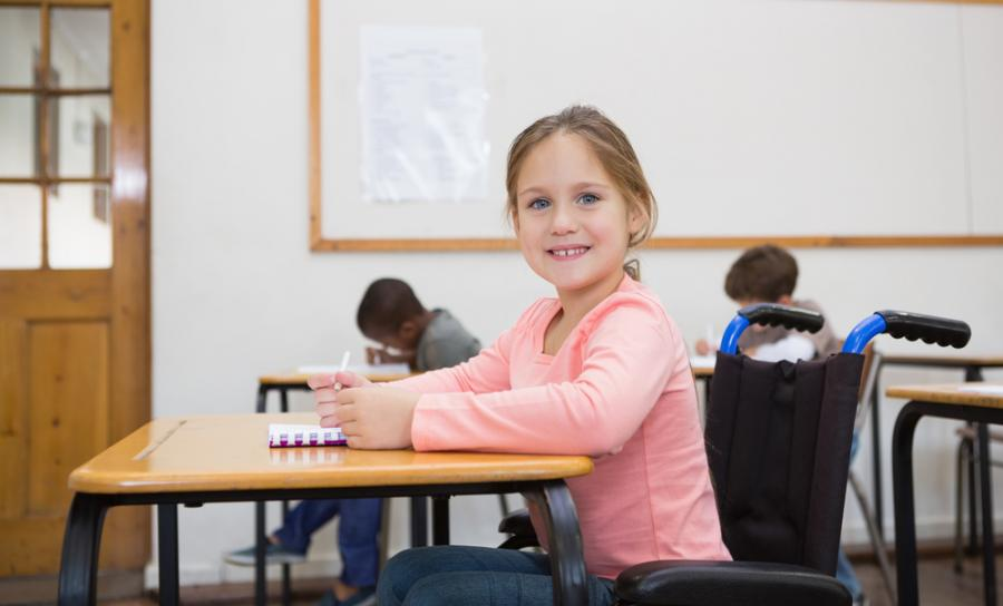 Dziecko niepełnosprawne w szkole