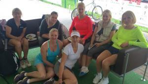 V Jola Cup Turniej Tenisowy Kobiet 35+ im. adw. Jolanty Szymanek Deresz