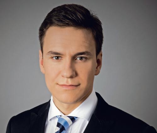 Maciej Durbas fot. Jacek Świderski / materiały prasowe Kubas Kos Gałkowski