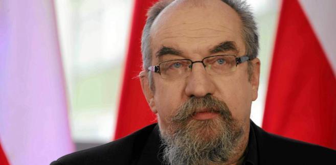 Profesor Witold Modzelewski