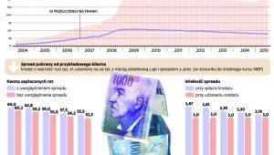 Koszty walutowych hipotek