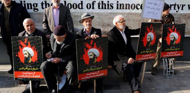 Manifestacje w Iranie