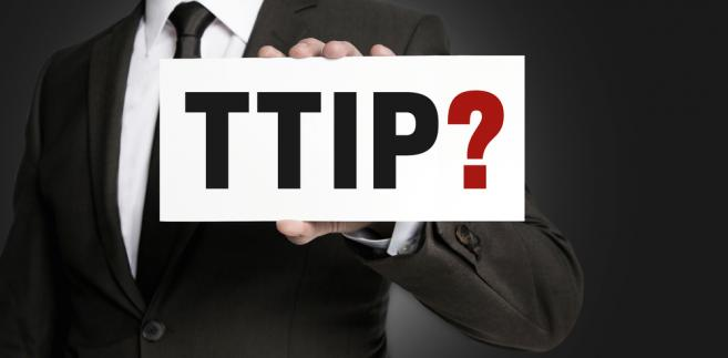 TTIP - umowa USA i UE