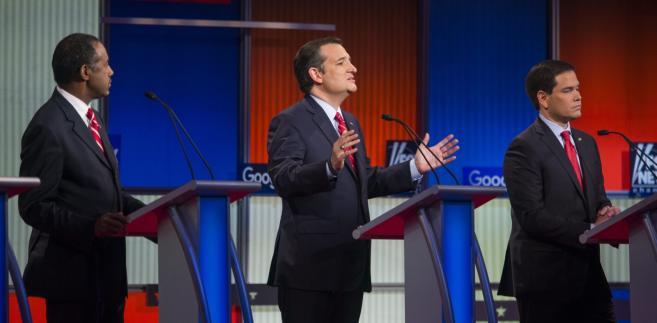 Debata republikanów w Fox News