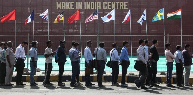 """Międzynarodowe forum """"Make in India"""""""