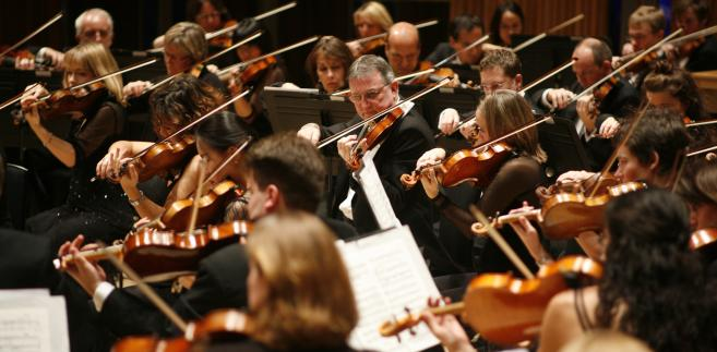 Filharmonia, muzyka, Londyn
