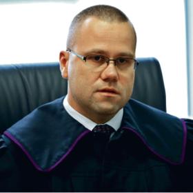 """dr Sebastian Ładoś sędzia, Stowarzyszenie Sędziów Polskich """"Iustitia"""""""
