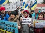 Ukraina: 84 osoby objęte sankcjami w związku z wyrokiem na Sawczenko