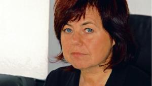 Hanna Perło dyrektor departamentu zasiłków ZUS