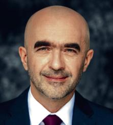 Radosław Baszuk warszawski adwokat, wiceprezes Wyższego Sądu Dyscyplinarnego Adwokatury