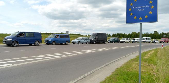 Polsko-ukraińskie przejście graniczne Budomierz - Hruszew