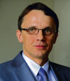 dr Jarosław Świeczkowski były prezes Krajowej Rady Komorniczej