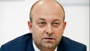 Łukasz Piebiak sędzia, wiceminister sprawiedliwości/ fot. Wojtek Górski