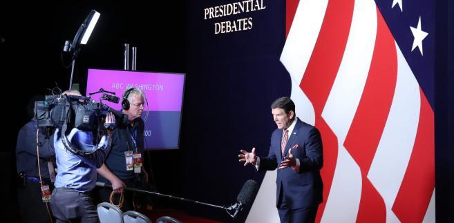 pierwsza debata prezydencka w USA