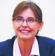 Anna Bednarek dyrektor Pionu Zakupów w GAZ-SYSTEM