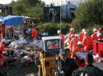 """Francja: Rozpoczęło się burzenie """"dżungli"""" w Calais"""