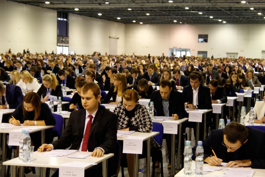 Egzamin wstępny 2016