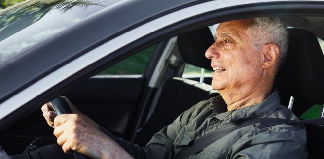 kierowca senior