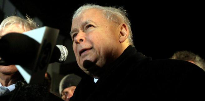 Kaczyński: Projekt warszawskiej ustawy metropolitalnej ulegnie zmianie