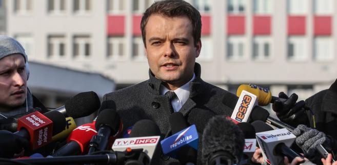 Jak dodał Bochenek, funkcjonariusz BOR będzie przebywał w Wojskowym Instytucie Medycznym w Warszawie.