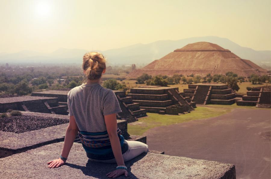 MEKSYK – Wiosenna moc starożytnych piramid