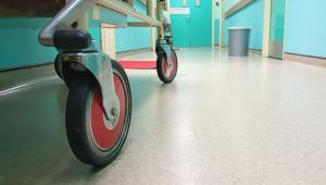 Szacuje się, że aktualnie ok. 60 proc. szpitali nadal nie spełnia wymogów sanitarnych.