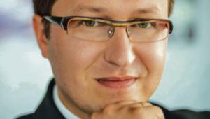 Marek Girek prezes Cube.ITG, spółki dostarczającej rozwiązania informatyczne dla branż: bankowej, finansów, zdrowia oraz administracji publicznej