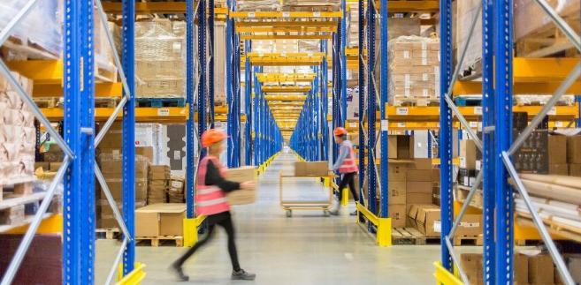 Centrum operacyjne E-Logistics