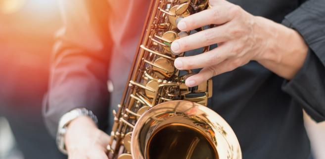 jazz, muzyka, saksofon