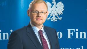 Paweł Gruza, pilotuje sprawę split paymentu