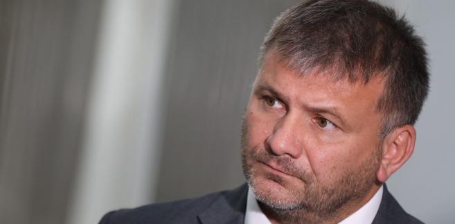 """""""Rada spotkała się z odwołanymi wiceprezesami, zapoznała się z przebiegiem ich pracy"""" - poinformował podczas konferencji prasowej rzecznik KRS sędzia Waldemar Żurek"""