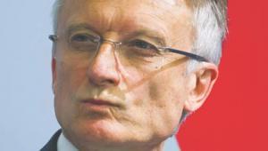 Marek Prawda, dyrektor przedstawicielstwa Komisji Europejskiej w Polsce