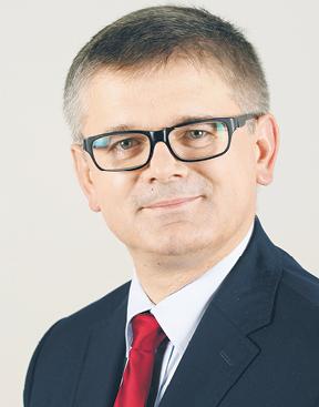 Adam Gawęda, śląski senator Prawa i Sprawiedliwości, ekspert w dziedzinie polityki surowcowo-energetycznej