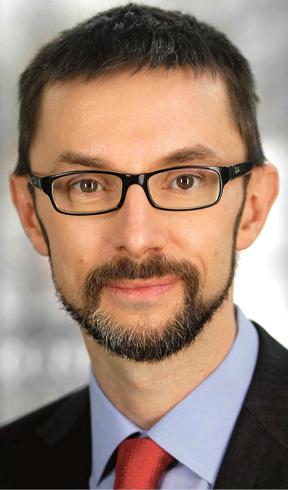 Paweł Toński, partner zarządzający w Crido Taxand