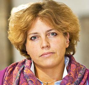 dr hab. Joanna Tyrowicz ekonomistka z Wydziału Zarządzania Uniwersytetu Warszawskiego i ośrodka badawczego GRAPE