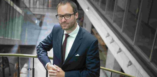 Marek Dietl, prezes warszawskiej Giełdy Papierów Wartościowych