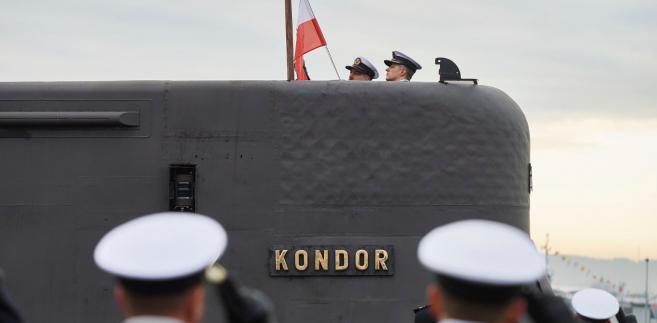 """Miesiąc temu na ORP """"Kondor"""" po raz ostatni opuszczono banderę"""