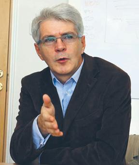 Mirosław Gronicki, ekonomista, minister finansów w rządzie Marka Belki